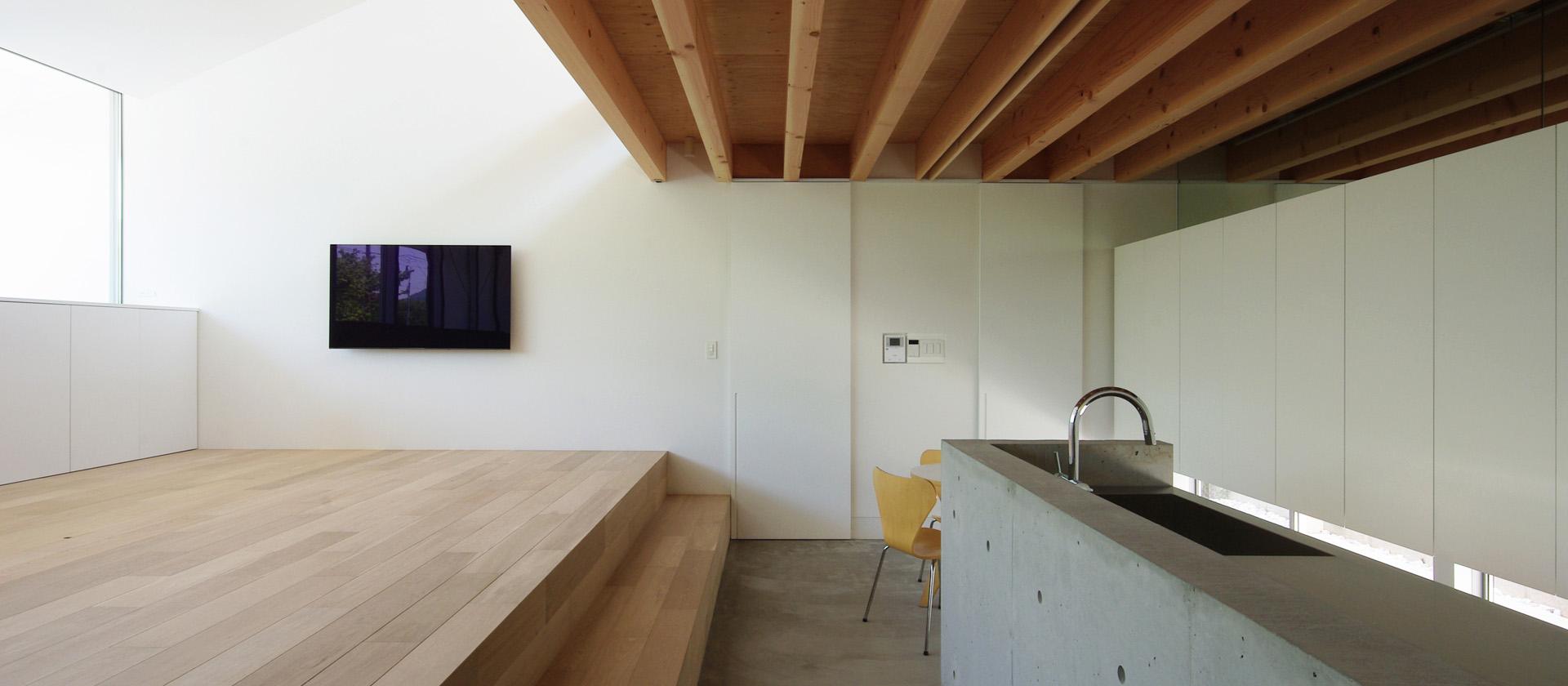 豊橋市 建築設計事務所の空間建築-傳 施工例